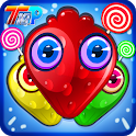 New Candy Game-Match Adventure icon