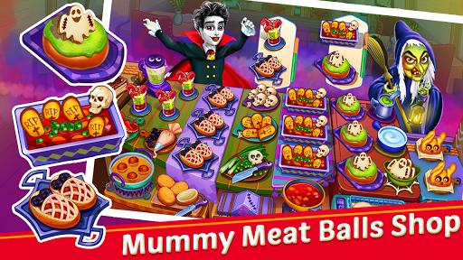 Halloween Cooking: Chef Madness Fever Games Craze  screenshots 18