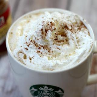 Copycat Starbucks Pumpkin Spice Latte.