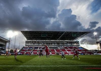 A une semaine du derby face au Beerschot, l'Antwerp augmente la capacité de son stade !