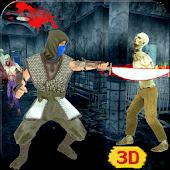 Ninja: Killer Zombie Hospital APK for Bluestacks