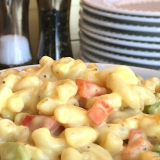 Macaroni Salad Sweet Pickles Recipes