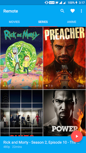 Remote for Popcorn Time 1.0 screenshots 1