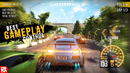 Extreme Asphalt : Car Racing- screenshot thumbnail