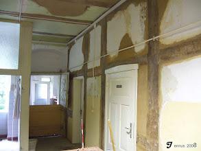 Photo: Sanierung eines alten Pfarrhauses