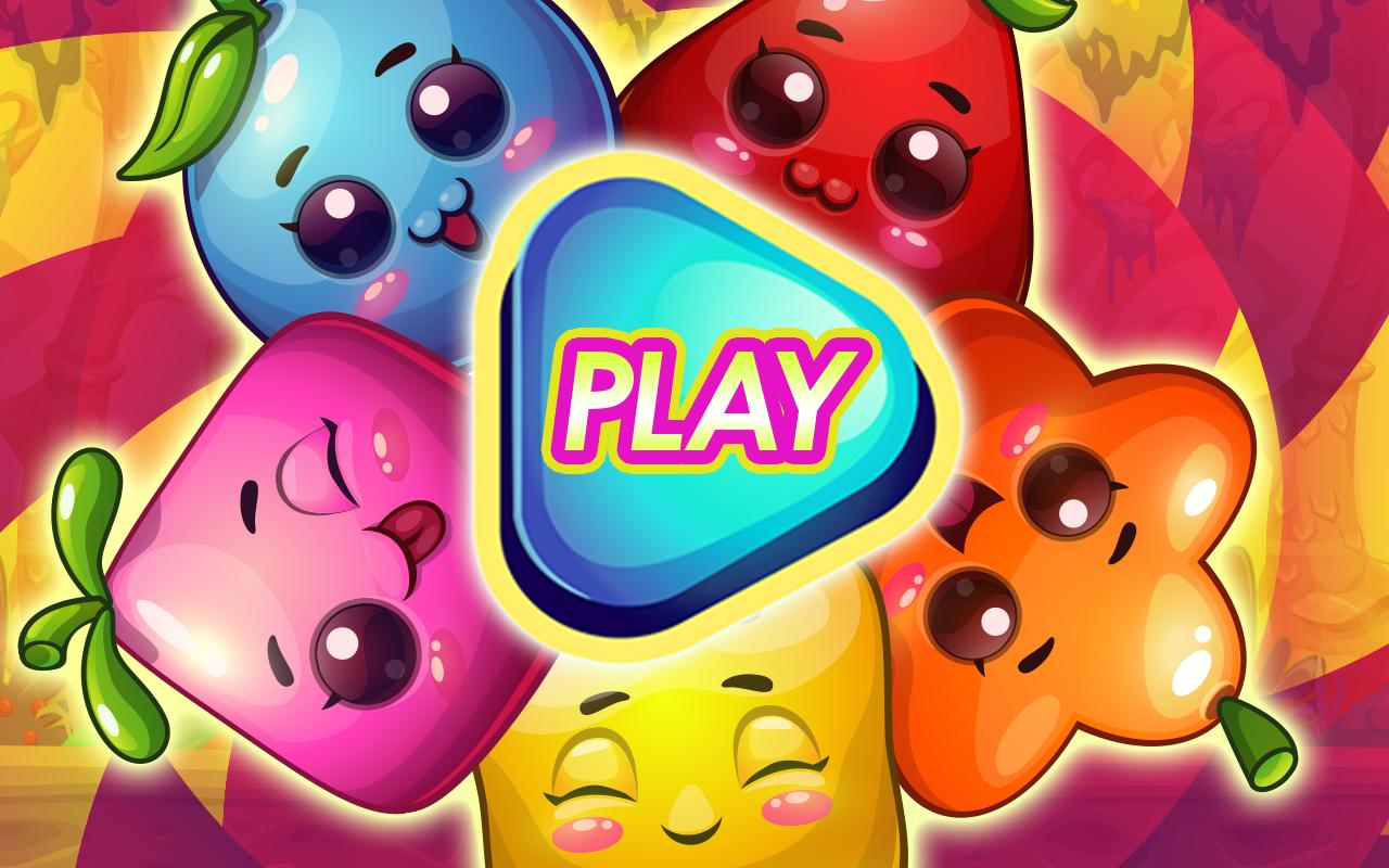 Pop fruit crush - Fruit Pop Crush Screenshot