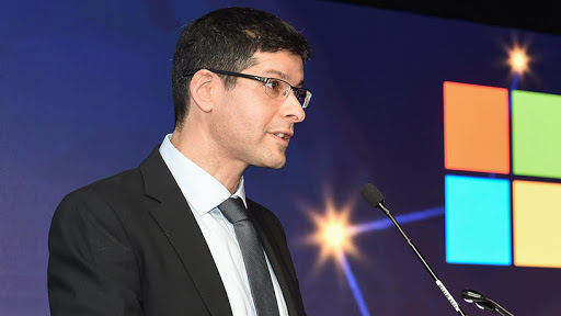 Lionel Moyal, commercial partner lead at Microsoft SA.