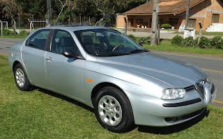 Alfa 156 Rent Paraná