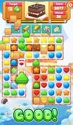 Tasty Candy - Free Match 3 Puzzle Games - screenshot