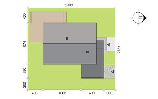 Stenlose Multi-Comfort - Sytuacja