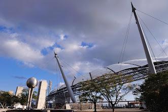 Photo: This is the World Cup Stadium, Jeju Korea.