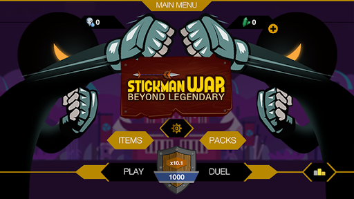 Stickman War: Beyond Legendary  captures d'u00e9cran 1
