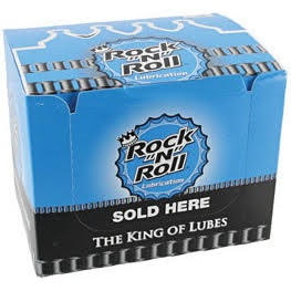 Rock-N-Roll Extreme PTFE Chain lube, 4oz 12/POP ORM-D