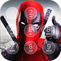 Deadpool Lock Screen icon
