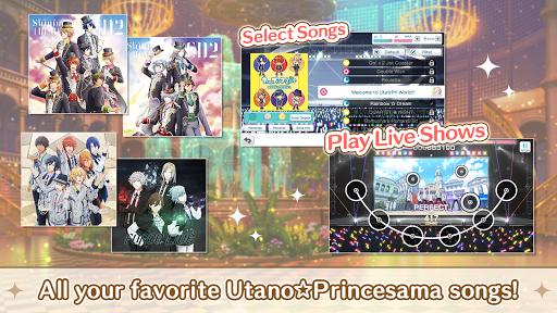 Utano☆Princesama: Shining Live 3.0.2 screenshots 1
