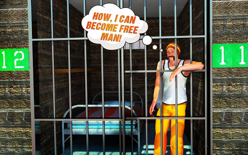 Screenshot for Grand Prison Escape in United States Play Store