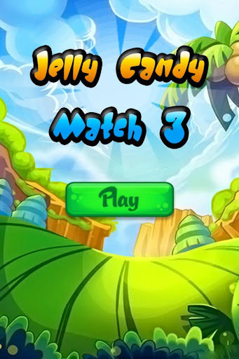 Jelly Candy Match 3 Puzzle  screenshots 1