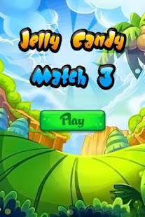 Jelly Candy Match 3 Puzzle - náhled
