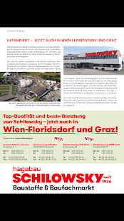 a3 DAS BAUMAGAZIN- screenshot thumbnail