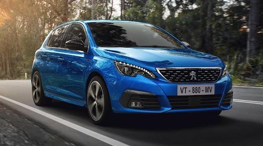 Peugeot 308 y 308 SW, última actualización ya disponible en PSA Retail Almería