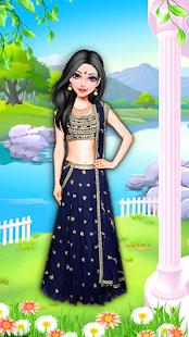 Indian dress up Sap salon - náhled