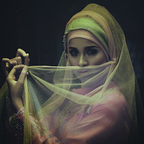 Arabian Night by Karazy Shooke - People Fashion ( fashion, karimun, muslimah, hijab )