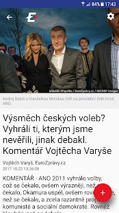 EuroZprávy.cz - náhled
