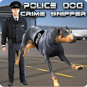 Police Dog Crime Sniffer icon