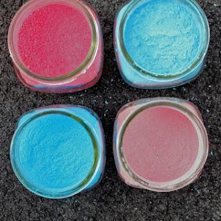DIY Colored Powder FAST! Recipe