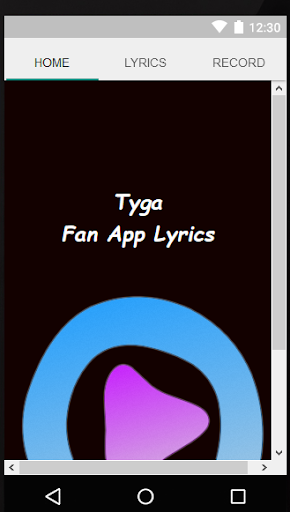 Tyga Fan Lyrics