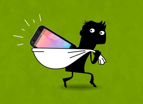 Rintracciare un telefono perso, rubato, spento (Android, iPhone)