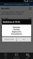 Screenshot of Prescription Manager Free