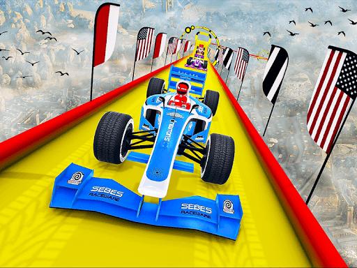 Gt Formula Car Racing Stunts : Impossible Tracks 1.3 screenshots 11