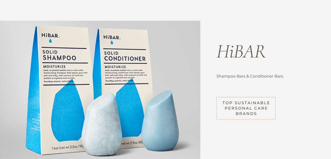 embrace sustainable living with hibar