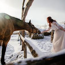 Wedding photographer Marina Klipacheva (MaryChe). Photo of 02.11.2017