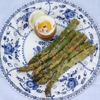 Crispy Baked Asparagus Spears