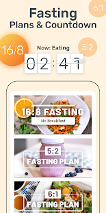 YAZIO Calorie Counter, Nutrition Diary & Diet Plan Screenshot