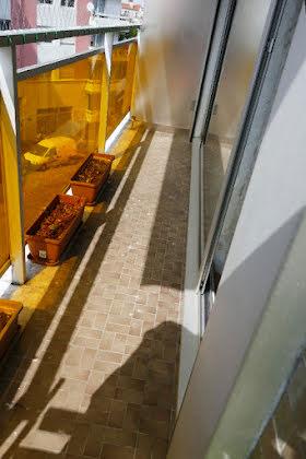 Location studio meublé 30,9 m2