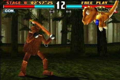 Tekken 3 new hint - náhled