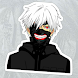 Tokyo Ghoul WAstickerApps