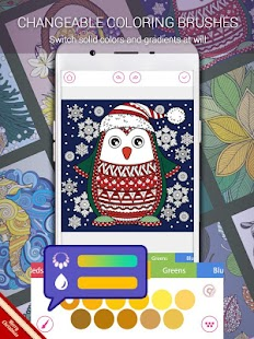 Wecolor - Creative coloring art - náhled
