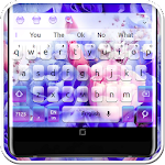 Romantic Rose Keyboard Theme