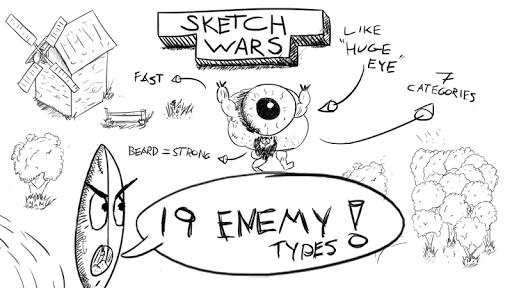 Sketch Wars 1.0.6 APK MOD screenshots 2