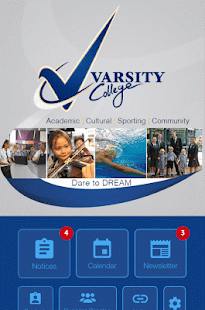 Varsity- screenshot thumbnail