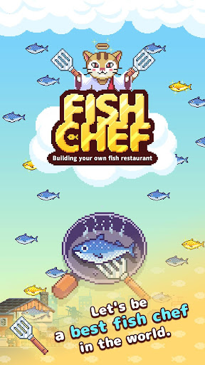 Retro Fish Chef - The Fish Restaurant Hack for the game