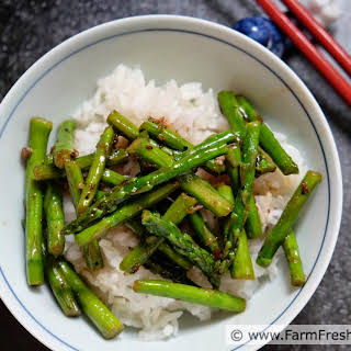Chinese Asparagus Recipes.