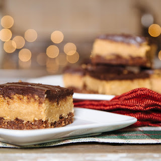 Peanut Butter Nanaimo Bar
