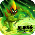 Aliens Arena: Mega Alien War Transform icon