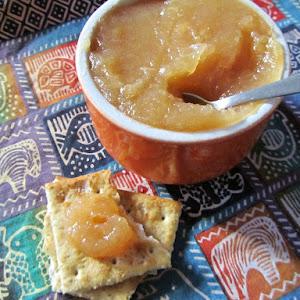 Apple and Cinnamon Jam
