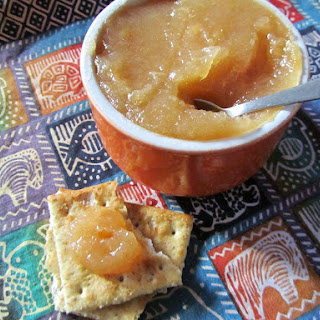 Apple and Cinnamon Jam.